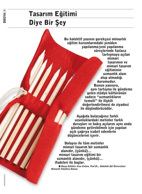 ARMIM EKIM 2015 DOSYA TASARIM UZMANLIK 54-63-4