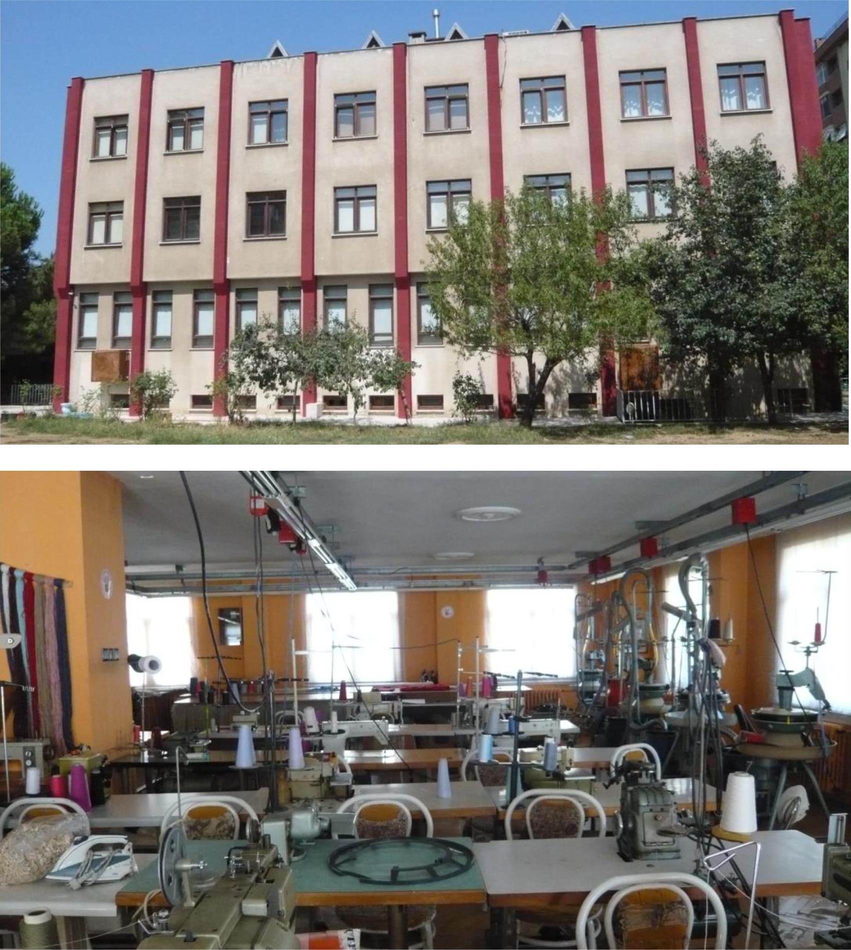 Fide Okulları Mimarisi Ve Eğitim Mekanları-2