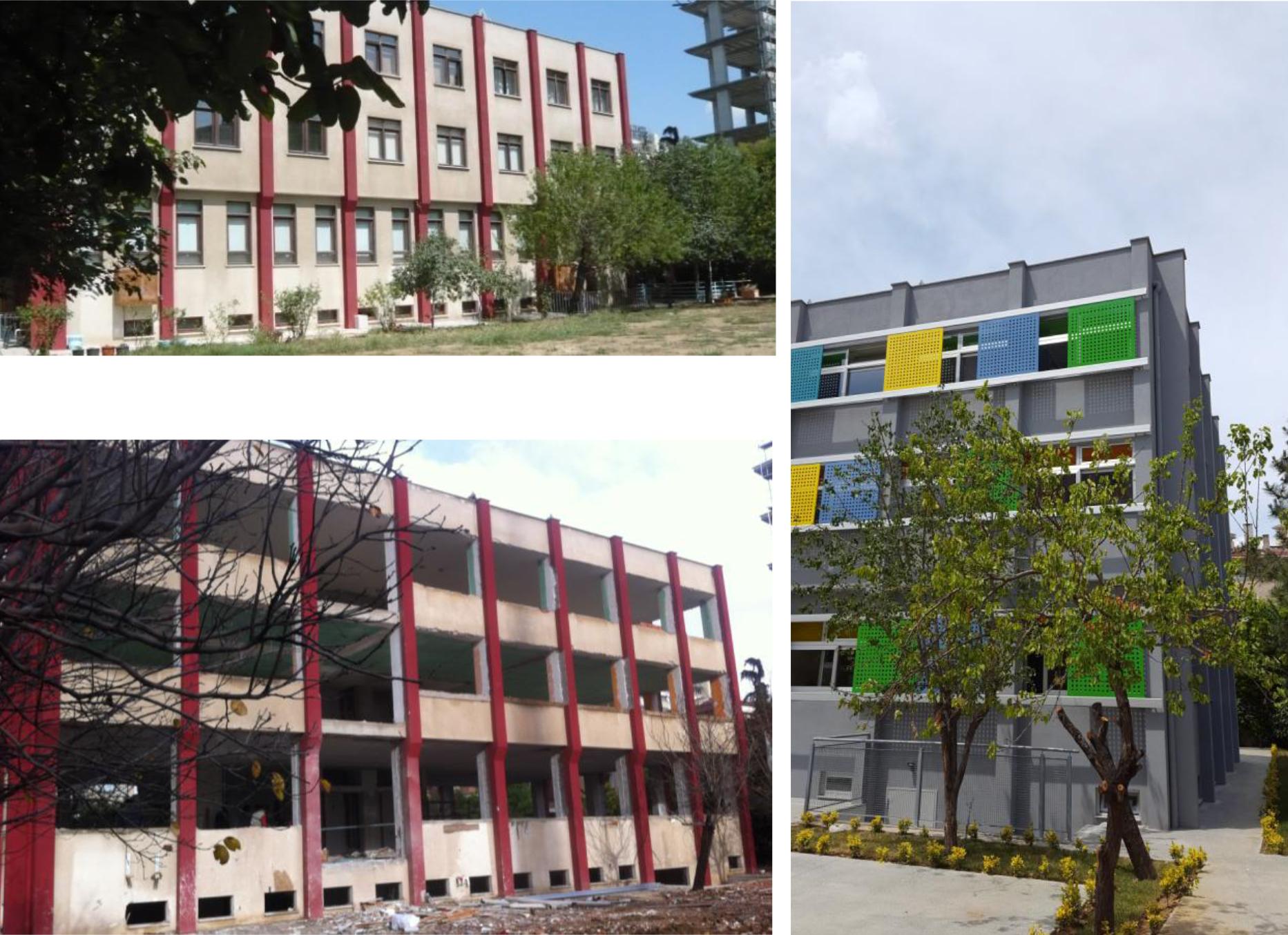 Fide Okulları Mimarisi Ve Eğitim Mekanları-3